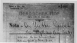 Karin Schröder/™Gigabuch Forschung/Originalhandschrift der Transkription Heft 8