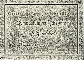 Karin Schröder/™Gigabuch Forschung/Originalhandschrift der Transkription Heft 26