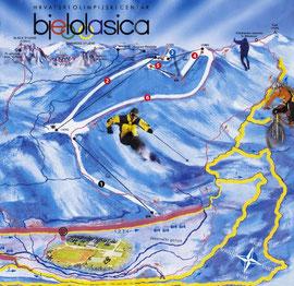 """Skigebiet """"Bjelolasica"""""""
