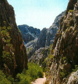 """Paklenica""- Nationalpark"
