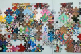 ARTOSAKA2012パズルPJ写真