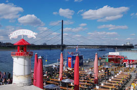 Open-Air-Saison am Rhein