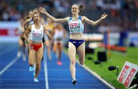 The 2018 Winner - Laura Muir