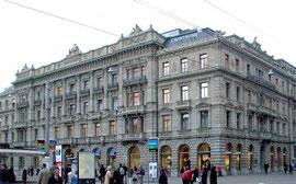 Zürich Paradeplatz profitiert am Sparen 3a.