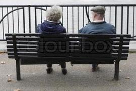 Die Scheidungsrate steigt auch bei den Alten