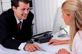 Versicherungsagenten beraten nicht immer uneigennützig.