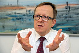 Nobili sieht im Kanton Bern keine Immobilienblase.