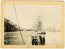Photo de la Némésis en 1894