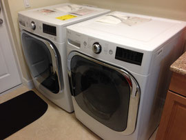 Frontloader Washer & Dryer