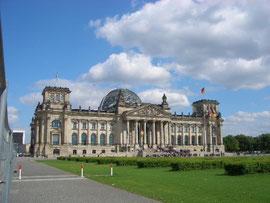 Der Reichstag/Parlament