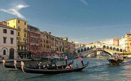 Canale Grande - Venedig ©Uwe Marquart