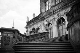 Dresden - der Zwinger ©UweMarquart