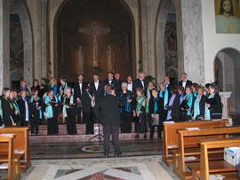 Konzert in Fontanafredda 2008
