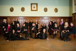 Kammerchor der Salzburger Liedertafel 2014  ** Foto: Arthur Braunstein **