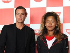 大阪なおみ・ベイジンコーチ(テニス365)