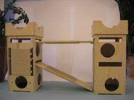 Cat-Tower/ 2 Module