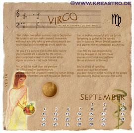 Cosmologia Booklet - Virgo