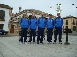 atletas Club Maratón Lucena