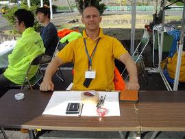 マックス・ザインシュ、国際合気道大会で