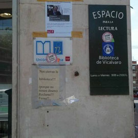 Biblioteca caja madrid vicálvaro