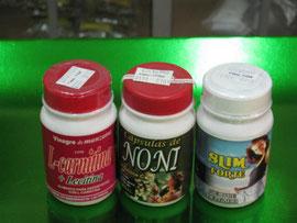 suplementos alimenticios para control del peso y adelgazar