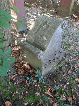 Grabstein zu Grabumrandung Nr. 29
