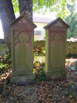 Siesel Straus Grab Nr. 4