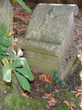 Leopold Heymann Grab Nr. 39