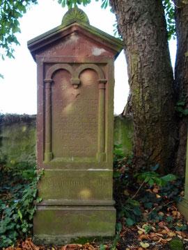 Siegmund Löb Grab Nr.2