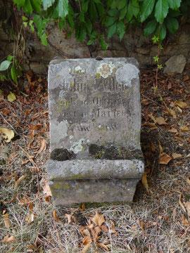 Julius Adler Grab Nr. 44