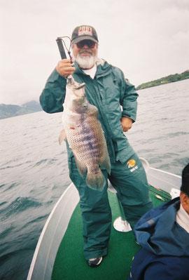 Pesca Deportiva en el Lago Arenal.  Medio dia o dia completo