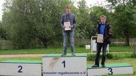 Hessischer Landessieger: Niclas Dienst