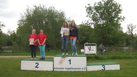 Hess. Landessieger: Kiara Ehbrecht & Katharina Kohler