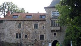 Burg Schaumburg, Torhaus der Vorburg, Rinteln
