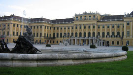 Schloss Schönbrunn, Ehrenhof