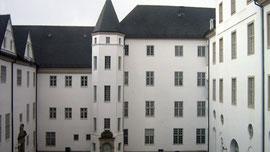 Schloss Gottorf, Blick in den Innenhof