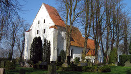 romanische Kirche, Sieseby (Thumby)