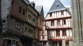Place St. Pierre, Vannes