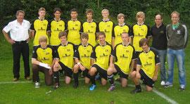 B-Junioren 2010/2011