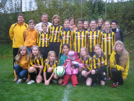 D-Juniorinnen 2010/2011