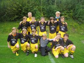 D-Junioren 2010/2011