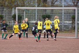 E2 im Freundschaftsspiel gegen SC Phönix 1 (Foto: mal)