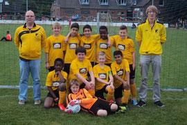 TuS D3-Jugend - Saison 2014/15. - Foto: m.b.