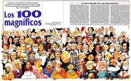 Los !00 personajes más importantes de la historia según Michael H. Hart, astrofísico norteamericano