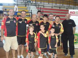 I messinesi al Super9 di Palermo 2009