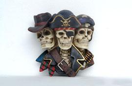 Réplicas De Calaveras Para Decorar Halloween Ambientas En Temáticas