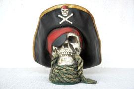 réplica cráeno pirata