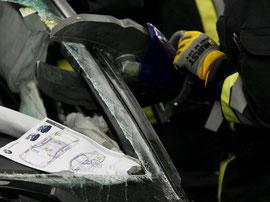 Rettungskarten erleichtern die Arbeit von Einsatzkräften! (Bild: dpa)