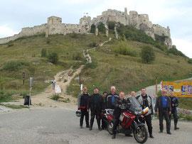 An der Zipser Burg