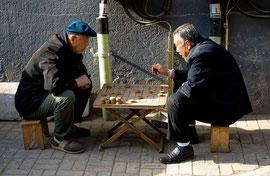 Joueurs de Xiang Qi [crédit : Wikimedia Commons (c)]